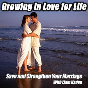 Growing in love for life Podcast image